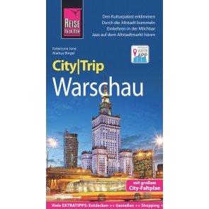 Warschau - CityTrip 9783831727988  Reise Know-How City Trip  Reisgidsen Polen