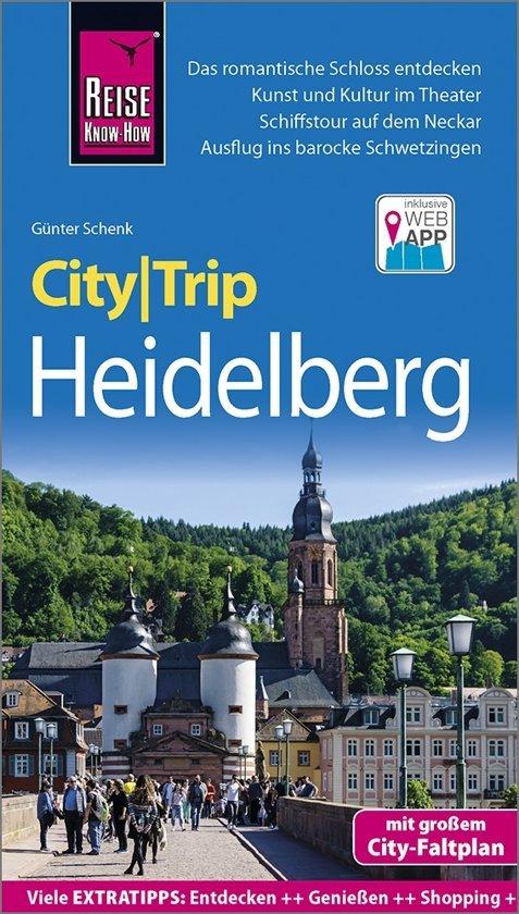 Heidelberg CityTrip 9783831730940  Reise Know-How City Trip  Reisgidsen Heidelberg, Kraichgau, Stuttgart, Neckar