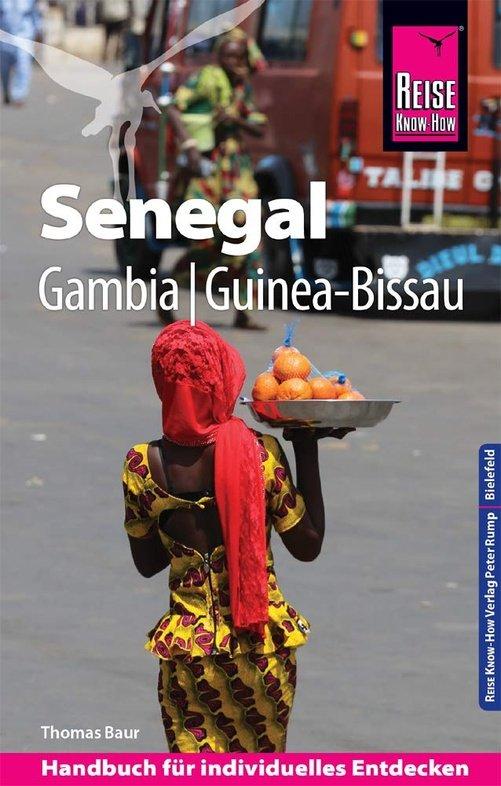 Senegal   Reise Know-How 9783831731527  Reise Know-How   Reisgidsen West-Afrikaanse kustlanden (van Senegal tot en met Nigeria)