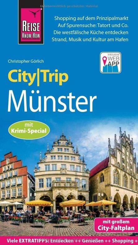 Münster, CityTrip 9783831731534  Reise Knowhow City Trip  Reisgidsen Münsterland, Bentheim