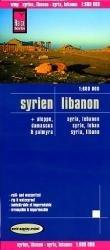 landkaart, wegenkaart Syrië, Libanon 1:600.000 9783831771257  Reise Know-How WMP Polyart  Landkaarten en wegenkaarten Syrië, Libanon, Jordanië, Irak