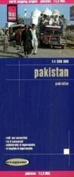 landkaart, wegenkaart Pakistan 1:1.300.000 9783831772100  Reise Know-How WMP Polyart  Landkaarten en wegenkaarten Pakistan