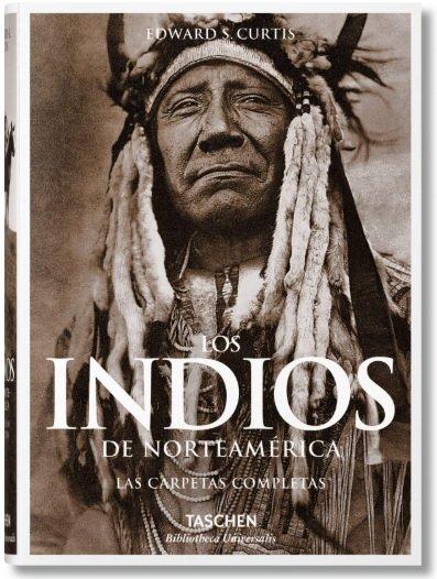 The North American Indian | The Complete Portfolios 9783836550567 Edward S Curtis Taschen   Fotoboeken, Historische reisgidsen, Landeninformatie Verenigde Staten