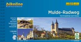 Bikeline Mulde-Radweg | fietsgids 9783850000093  Esterbauer Bikeline  Fietsgidsen Sachsen