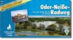 Bikeline Oder-Neisse-Radweg | fietsgids 9783850000147  Esterbauer Bikeline  Fietsgidsen, Meerdaagse fietsvakanties Oost-Duitsland
