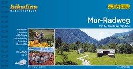 Bikeline Mur-Radweg | fietsgids 9783850000376  Esterbauer Bikeline  Fietsgidsen, Meerdaagse fietsvakanties Salzburg, Karinthë, Tauern, Stiermarken