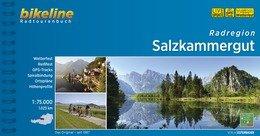Bikeline Radatlas Salzkammergut | fietsgids 9783850000574  Esterbauer Bikeline  Fietsgidsen Salzburg, Karinthë, Tauern, Stiermarken