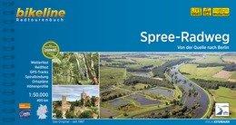 Bikeline Spree-Radweg | fietsgids 9783850000703  Esterbauer Bikeline  Fietsgidsen Brandenburg & Sachsen-Anhalt