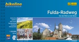 Bikeline Fulda-Radweg | fietsgids 9783850000864  Esterbauer Bikeline  Fietsgidsen Hessen