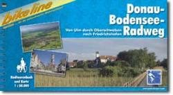 Bikeline Donau-Bodensee Radweg | fietsgids 9783850000918  Esterbauer Bikeline  Fietsgidsen Baden-Württemberg, Zwarte Woud