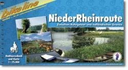 Bikeline Niederrhein-Route | fietsgids 9783850001335  Esterbauer Bikeline  Fietsgidsen, Meerdaagse fietsvakanties Niederrhein