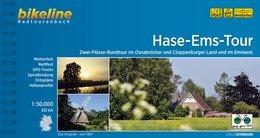 Bikeline Hase - Ems - Tour | fietsgids 9783850001762  Esterbauer Bikeline  Fietsgidsen Schleswig-Holstein, Hamburg, Niedersachsen