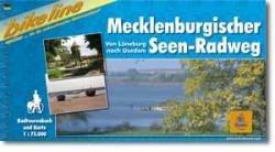 Bikeline Mecklenburgische Seen-Radweg | fietsgids 9783850001816  Esterbauer Bikeline  Fietsgidsen Mecklenburg-Vorpommern, Rügen