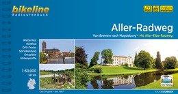 Bikeline Aller-Radweg | fietsgids 9783850002363  Esterbauer Bikeline  Fietsgidsen Lüneburger Heide, Hannover, Weserbergland