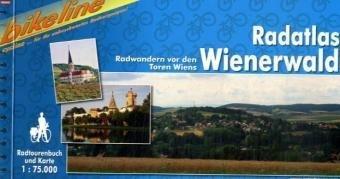 Bikeline Wienerwald Radatlas | fietsgids 9783850002417  Esterbauer Bikeline  Fietsgidsen Wenen, Noord- en Oost-Oostenrijk
