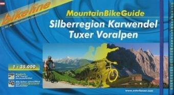 Karwendel, Tuxer Voralpen - MountainBikeGuide 9783850002486  Esterbauer Mountainbikeguides  Fietsgidsen Tirol & Vorarlberg