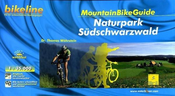 Südlicher Schwarzwald 9783850002608  Esterbauer Mountainbikeguides  Fietsgidsen Zwarte Woud