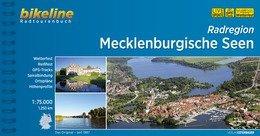 Bikeline Mecklenburger Seen, Radatlas | fietsgids 9783850003636  Esterbauer Bikeline  Fietsgidsen Mecklenburgische Seenplatte