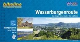 Bikeline Wasserburgenroute Radtourenbuch   fietsgids 9783850003735  Esterbauer Bikeline  Fietsgidsen Eifel, Moezel, Rheinland-Pfalz