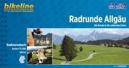 Bikeline Allgäu Radrunde | fietsgids 9783850003742  Esterbauer Bikeline  Fietsgidsen Beierse Alpen en München
