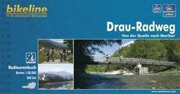Bikeline Drau-Radweg (Kärnten) | fietsgids 9783850004350  Esterbauer Bikeline  Fietsgidsen, Meerdaagse fietsvakanties Salzburg, Karinthië, Tauern, Stiermarken