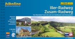 Bikeline Iller-Radweg • Zusam-Radweg | fietsgids 9783850004367  Esterbauer Bikeline  Fietsgidsen Beieren