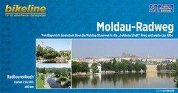 Bikeline Moldau-Radweg | fietsgids 9783850004596  Esterbauer Bikeline  Fietsgidsen, Meerdaagse fietsvakanties Tsjechië