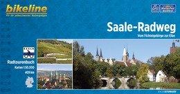 Bikeline Saale-Radweg | fietsgids 9783850004725  Esterbauer Bikeline  Fietsgidsen Thüringen, Weimar, Erfurt, Jena