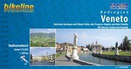 Bikeline Veneto, Radatlas | fietsgids 9783850004800  Esterbauer Bikeline  Fietsgidsen, Meerdaagse fietsvakanties Zuidtirol, Dolomieten, Friuli, Venetië, Emilia-Romagna