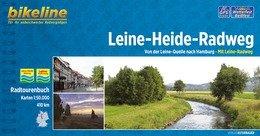 Bikeline Leine-Heide-Radweg | fietsgids 9783850004831  Esterbauer Bikeline  Fietsgidsen Lüneburger Heide, Hannover, Weserbergland