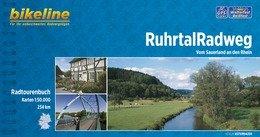 Bikeline Ruhrtal-Radweg | fietsgids 9783850004879  Esterbauer Bikeline  Fietsgidsen Ruhrgebied, Sauerland
