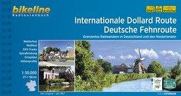 Bikeline Internationale Dollard-Route, Deutsche Fehnroute 9783850006606  Esterbauer Bikeline  Fietsgidsen, Meerdaagse fietsvakanties Ostfriesland