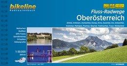 Bikeline Fluss-Radwege Oberösterreich | fietsgids 9783850006651  Esterbauer Bikeline  Fietsgidsen Salzburg, Karinthë, Tauern, Stiermarken