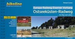 Bikeline Eiserner Vorhang Ostseeküsten-Radweg | fietsgids 9783850006804  Esterbauer Bikeline  Fietsgidsen, Meerdaagse fietsvakanties Europa