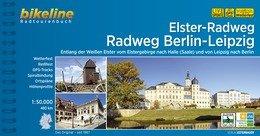 Bikeline Elster-Radweg • Radweg Berlin-Leipzig | fietsgids 9783850006835  Esterbauer Bikeline  Fietsgidsen, Meerdaagse fietsvakanties Oost-Duitsland