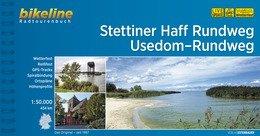 Bikeline Stettiner Haff Rundweg, Usedom Rundweg | fietsgids 9783850007405  Esterbauer Bikeline  Fietsgidsen Mecklenburg-Vorpommern