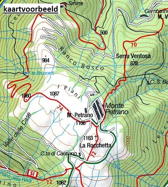 KP-2464  Perugia - Assisi - Gubbio 1:50.000   Kompass wandelkaart 9783850268431  Kompass Wandelkaarten   Wandelkaarten Toscane, Umbrië, de Marken