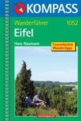 WB1052  Eifel 9783854918349 Naumann Kompass Wanderführer  Wandelgidsen Eifel, Moezel, Rheinland-Pfalz