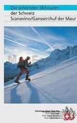 Die schönsten Skitouren der Schweiz 9783859022157  Schweizerische Alpen Club (SAC) SAC Skitourenführer  Wintersport Zwitserland