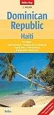 Dominican Republic/Haiti | wegenkaart - overzichtskaart 1:600.000 9783865742209  Nelles Nelles Maps  Landkaarten en wegenkaarten Overig Caribisch gebied