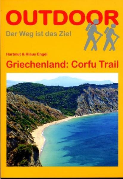 Corfu Trail | wandelgids (Duitstalig) 9783866862739 Hartmut en Klaus Engel Conrad Stein Verlag Outdoor - Der Weg ist das Ziel  Meerdaagse wandelroutes, Wandelgidsen Ionische Eilanden (Korfoe, Lefkas, etc.)