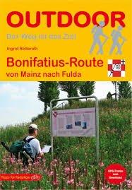 Bonifatius-Route | wandelgids (Duitstalig) 9783866863095  Conrad Stein Verlag Outdoor - Der Weg ist das Ziel  Meerdaagse wandelroutes, Wandelgidsen Hessen
