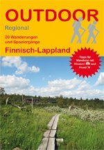 Finnisch-Lappland | wandelgids Fins Lapland 9783866863590  Conrad Stein Verlag Outdoor - Der Weg ist das Ziel  Wandelgidsen Finland