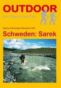 Sarek  (Outdoor 17) | wandelgids (Duitstalig) 9783866863651  Conrad Stein Verlag Outdoor - Der Weg ist das Ziel  Wandelgidsen Zweden boven Uppsala