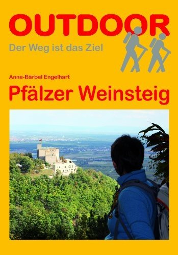 Pfälzer Weinsteig | wandelgids (Duitstalig) 9783866863804  Conrad Stein Verlag Outdoor - Der Weg ist das Ziel  Wandelgidsen, Meerdaagse wandelroutes Eifel, Moezel, Rheinland-Pfalz