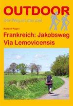 Jakobsweg Via Lemovicensis | wandelgids Jacobsroute * 9783866863965  Conrad Stein Verlag Outdoor - Der Weg ist das Ziel  Santiago de Compostela, Wandelgidsen Frankrijk