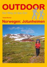 Jotunheimen | wandelgids (Duitstalig) 9783866863989 Koerner Conrad Stein Verlag Outdoor - Der Weg ist das Ziel  Meerdaagse wandelroutes, Wandelgidsen Noorwegen boven de Sognefjord