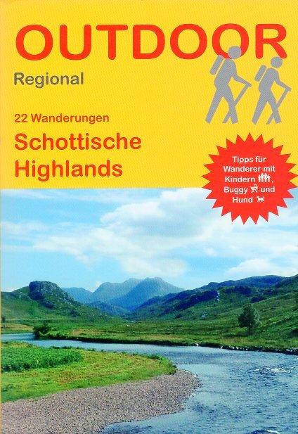 Schottische Highlands | wandelgids (Duitstalig) 9783866864153 Doris Dietrich Conrad Stein Verlag Outdoor - Der Weg ist das Ziel  Wandelgidsen Schotland