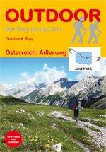Adlerweg | wandelgids (Duitstalig) 9783866864696  Conrad Stein Verlag Outdoor - Der Weg ist das Ziel  Meerdaagse wandelroutes, Wandelgidsen Tirol & Vorarlberg