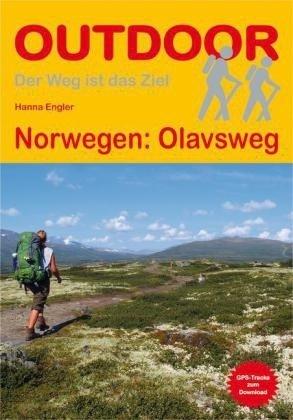 Olavsweg 9783866864795  Stein Outdoor   Wandelgidsen Noorwegen